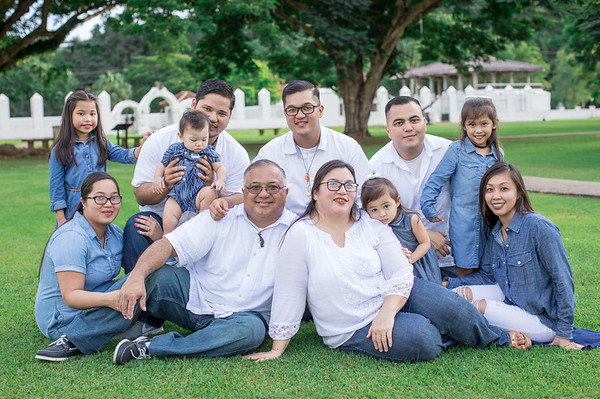 CHRISTINE FAMILY