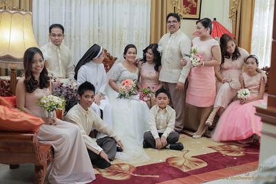 Jo ♥ Cris Wedding Sneak Peeks