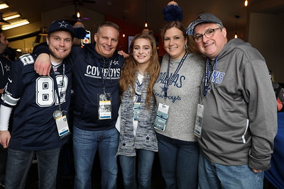 2017 Seahawks at Cowboys Tailgate