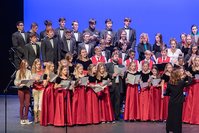 Winter Choral Concert 2018
