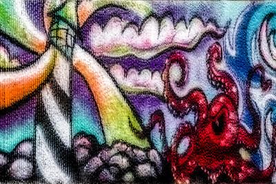 PhotoClass.Wk39.Dreamscape B&W/Color