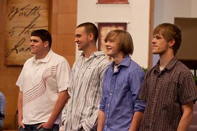 2009 HS Graduation Recognition