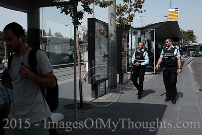 20151018 Tense Days in Jerusalem