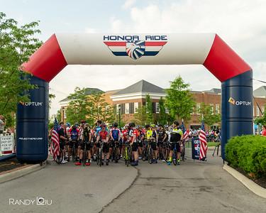 2019 Honor Ride Ohio
