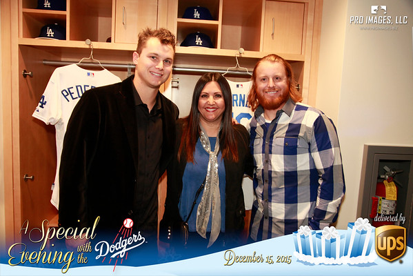 A Special Evening with the Dodgers - 121515