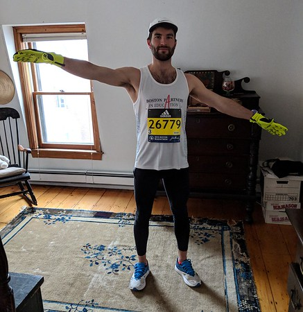 Boston Marathon  |  Apr 2018
