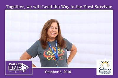 Alzheimer's Walk Charlotte Co. 2019