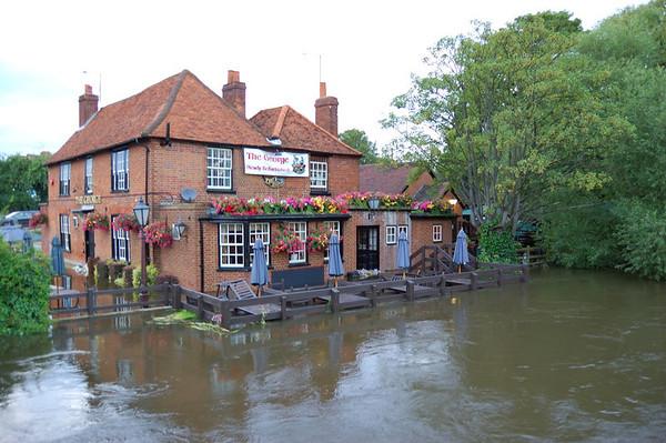 River Loddon Floods - July 2007