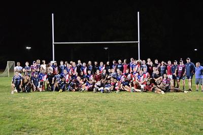 Royal Engineers vs. Memphis Rugby