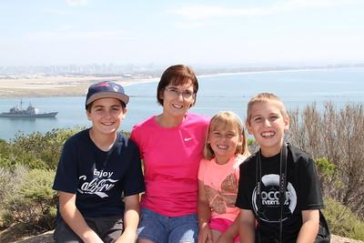 Leslie's California visit 2015
