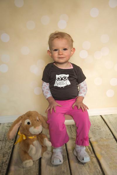 Elena 18 months