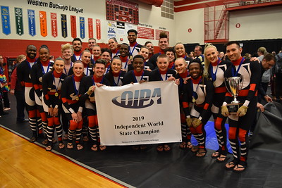 2019-03-30 Ohio Indoor Performance Association Color Guard State Championships