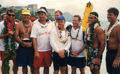 46th Annual Molokai Hoe 10-12-1997