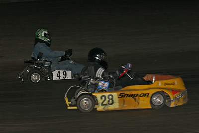 SNMS Kart Races - 3/25/2006