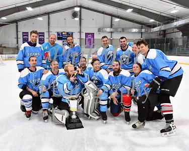 Co-Ed Gray Championship - Ice Holes vs Abominable Ice Men