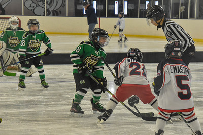 Arrows VS Bayonne Rangers (W 8-5) 12-22-18