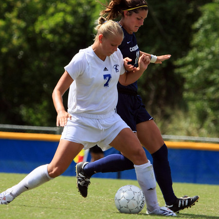 Lynn University Womens Soccer vs Carson Newman, Boca Raton, FL, October 23, 2007 12pm