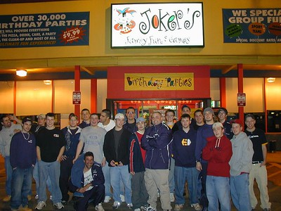 2003 Hockey Trip to Exeter