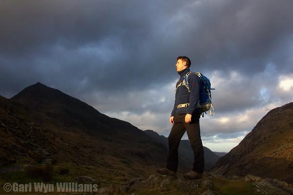Carwyn Ap Myrddin - Warden - Snowdonia National Park