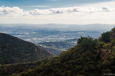 California in January