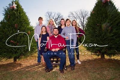 {2017 Christmas} Wright Family Christmas