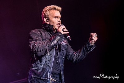 Billy Idol at the Roxy 5/1/18