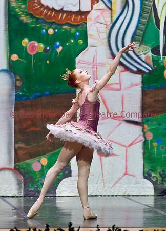 Sugar Plum Fairy & Cavalier