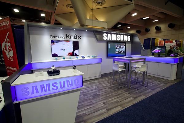 Samsung Trade Show