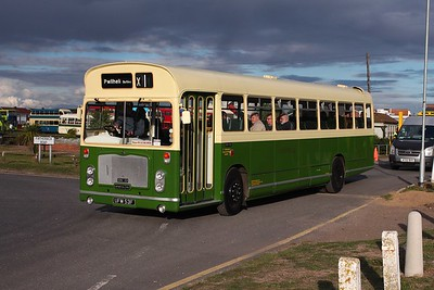 Canvey Island Bus Rally 2016 (NEW 01.01.2017)