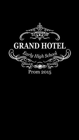 Early High School Prom 2015