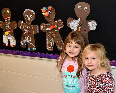 Looks Like Gingerbread Men photos by Gary Baker