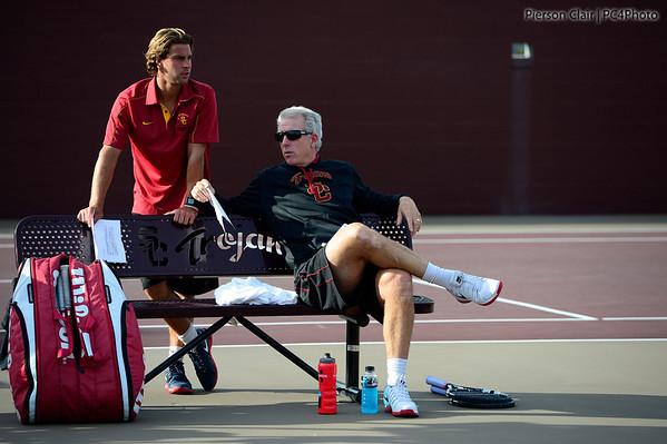 Men's Tennis v Texas 2013