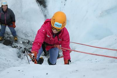 Hebel Ice Climbing