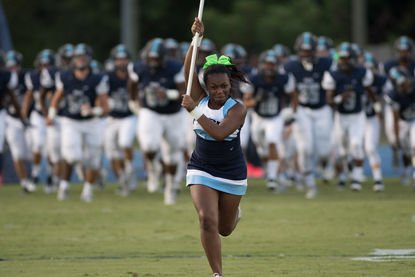 Pace Football vs. Stone Mountain