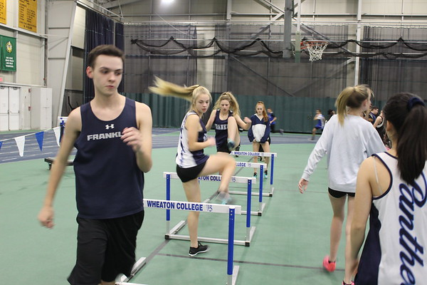 FHS Indoor Track 2018-19