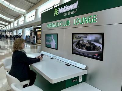 Emerald Club Lounge