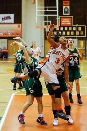 Girls Basketball Frosh Falls Church 2/5/13