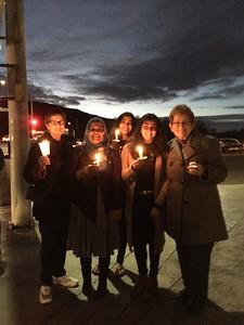 2017-0210 Sister Faith Candlelight Vigil