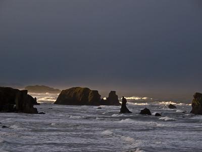 Oregon Coast in December ( 2010 )