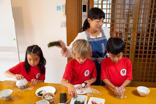 Grade 1 - Washoku, Japanese Cooking