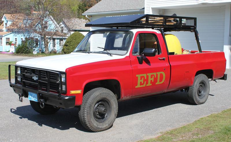 Brush 2 1986 Chevy 4x4 125/200