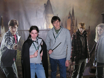 OUAB: Harry Potter and the Deathly Hollows