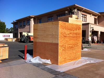 Breakaway 2012 Construction