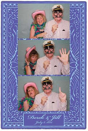 Derek & Jill's Wedding July 8, 2012