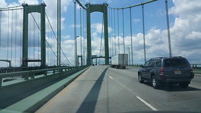 Boston June 6 heading home