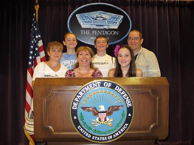John, Tracy & Rachel's Visit (08-13 Aug 2013)