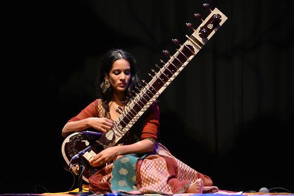Anoushka Shankar @ QEH