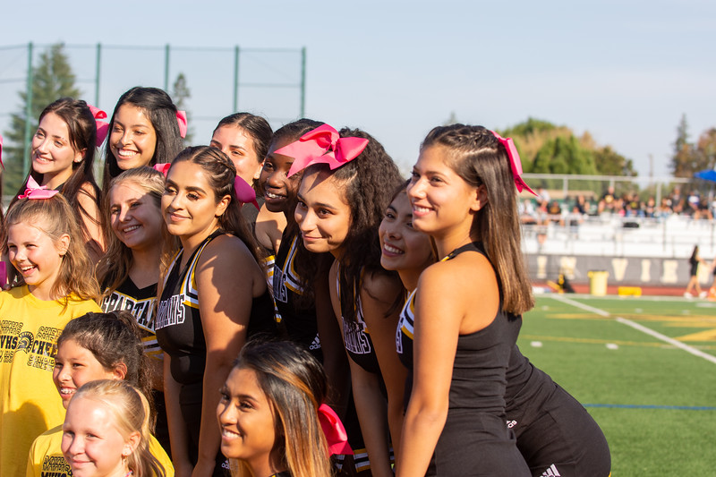 Taken during a JV Football game between Wilcox and MVHS Spartans at Mountain View High High School, Mountain View, CA on October 11th 2019