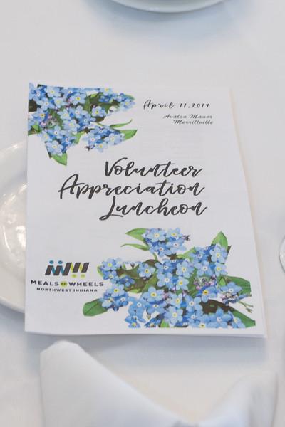 MOW Volunteer Appreciation Luncheon