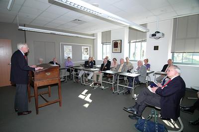 Alumni Weekend - 1945 Classroom Dedication